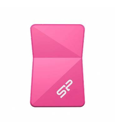 Silicon Power Touch T08 Flash Memory - 8GB