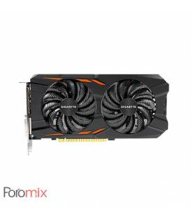 GIGABYTE GeForce GTX 1050 Ti Windforce 4GB گرافیک گیگابایت