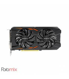 GIGABYTE GeForce GTX 1050 Ti Windforce OC 4G گرافیک گیگابایت