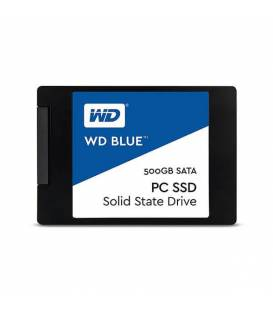 SSD Drive Western Digital Blue WDS500G2B0A 500GB حافظه اس اس دی وسترن