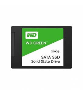SSD Drive Western Digital Green WDS240G2G0A 240GB حافظه اس اس دی وسترن