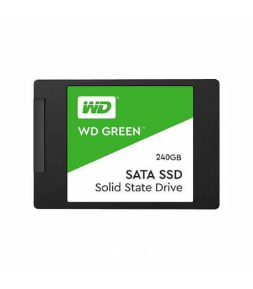 SSD Drive Western Digital Green WDS240G2G0A 240GB