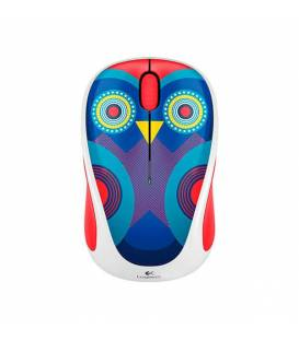 Mouse Logitech Wireless Play Collection M238 Owl موس لاجیتک