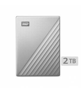 Hard 2TB Western Digital My Passport Ultra USB-C هارد وسترن دیجیتال