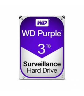 HARD DISK WESTERN DIGITAL 3TB purple
