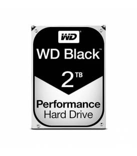 HARD DISK 2TB WESTERN DIGITAL Black