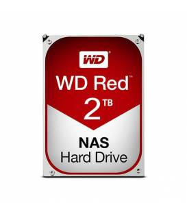 HARD DISK 2TB WESTERN DIGITAL RED هارد وسترن