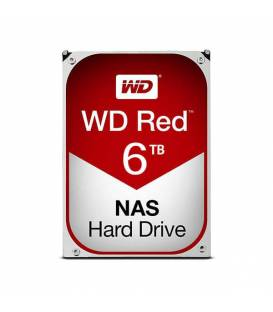 HARD DISK 6TB WESTERN DIGITAL RED هارد وسترن