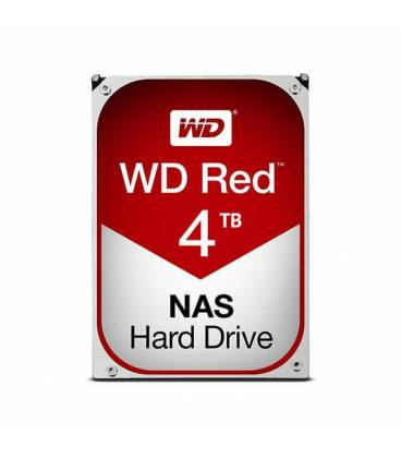HARD DISK 4TB WESTERN DIGITAL Red