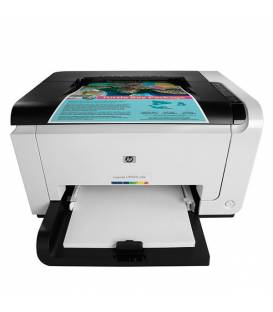 HP LaserJet Pro CP1025nw Color Laser Printer پرینتر اچ پی