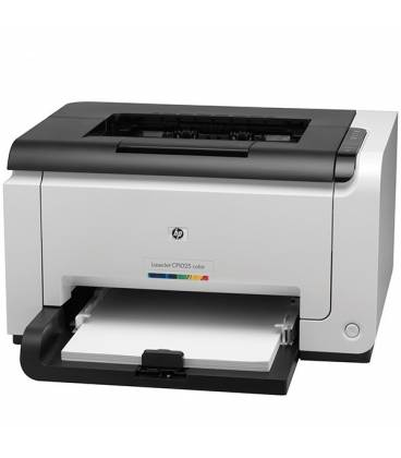 HP LaserJet Pro CP1025nw Color Laser Printer