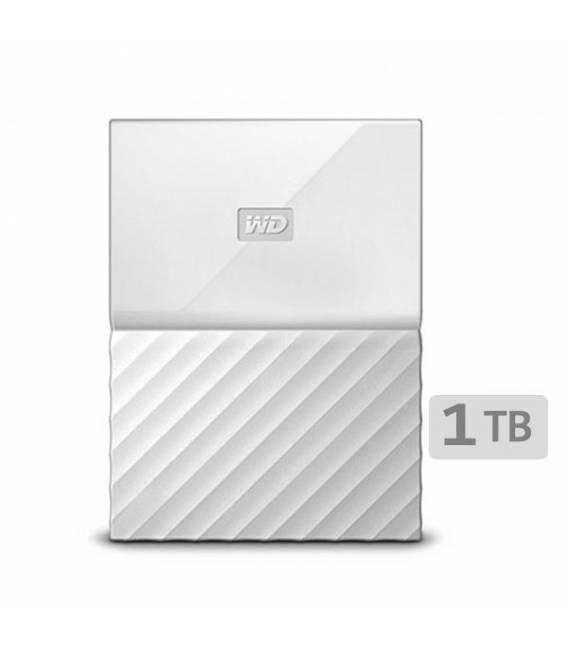 هارد اکسترنال وسترن دیجیتال ظرفیت 1 ترابایت مدل My Passport WDBYNN0010BWT