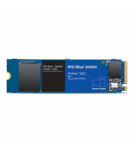 اس اس دی اینترنال وسترن دیجیتال ظرفیت 250 گیگابایت مدل Blue M.2 SN550