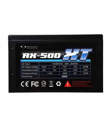 POWER Raidmax RX-500XT پاور ریدمکس