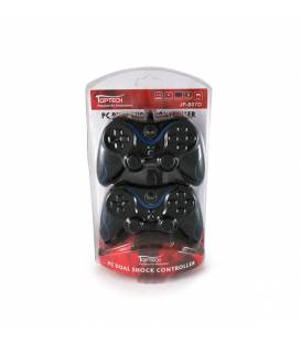 TOPTECH JP-807D Double Gamepad دسته بازی تاپ تک