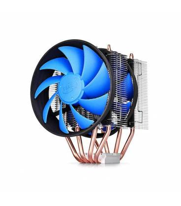 DeepCool FROSTWIN V2.0 Air Cooling System خنک کننده پردازنده دیپ کول