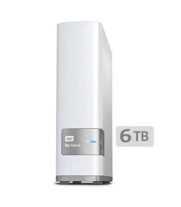Western Digital My Cloud External Hard Drive - 6TB