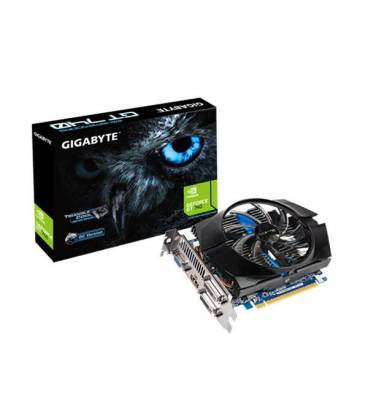 GIGABYTE GEFORCE GT 740 2GB Graphic Card کارت گرافیک گیگابایت