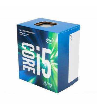 CPU Intel Core i5-7400 Processor سی پی یو اینتل