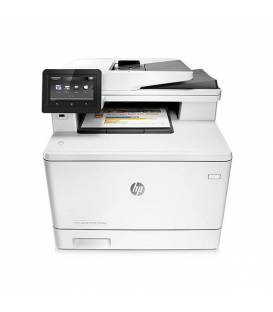Printer color HP LaserJet Pro MFP M477fdw Multifunction پرینتر اچ پی