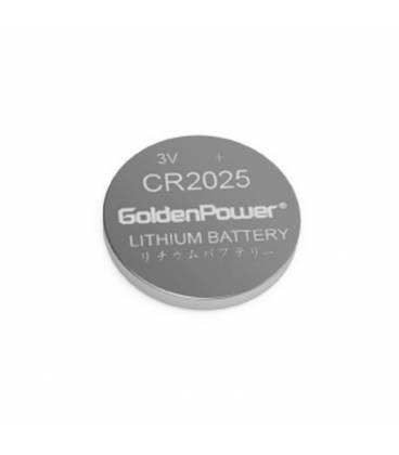 GoldenPower Battery CR2025 Lithium Pack