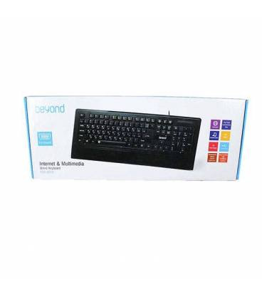 KEYBOARD FARASSOO Beyond FCR-6910 Wired کیبورد فراسو