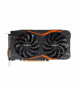 GIGABYTE GeForce GTX 1050 G1 Gaming 2G WF2X GDDR5 Graphics Card کارت گرافیک گیگابایت