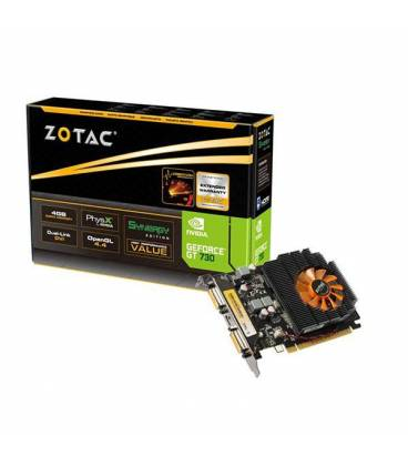 ZOTAC GEFORCE GT 730 4GB SYNERGY Edition DDR3 Graphic Card کارت گرافیک زوتاک