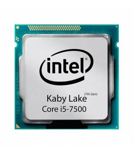 CPU Intel Core i5-7500 Processor سی پی یو اینتل