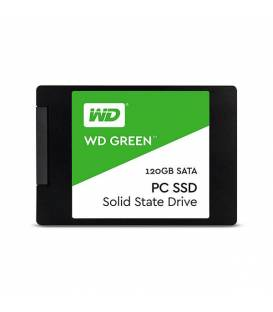 SSD Drive Western Digital GREEN WDS120G2G0A 120GB حافظه اس اس دی وسترن