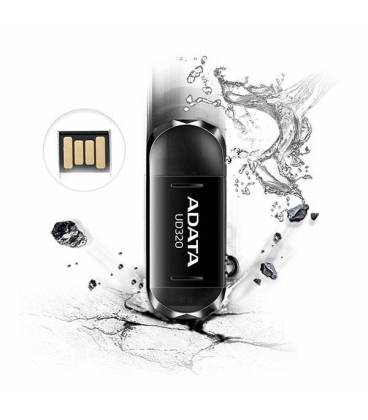Flash Memory 32GB ADATA DashDrive Durable UD320 USB 2.0 OTG