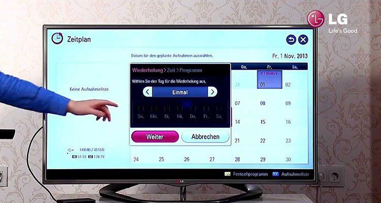 اتصال هارد اکسترنال به تلویزیون