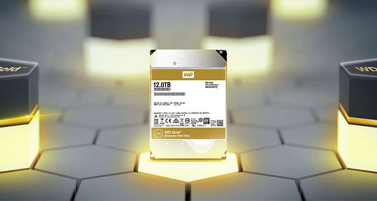 وسترن دیجیتال و رنگ بندی هارد دیسک های این شرکت