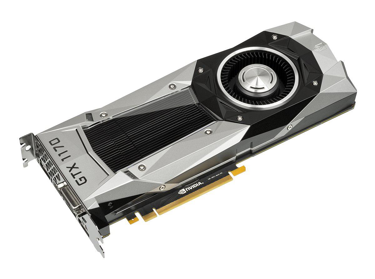 زمزمه هایی از کارت گرافیک Nvidia GTX 1170 به گوش می رسد!