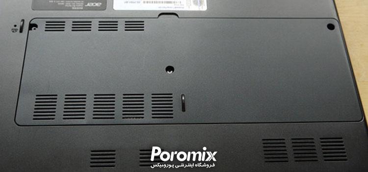 آموزش تعویض حافظه اس اس دی با هارد داخلی لپ تاپ