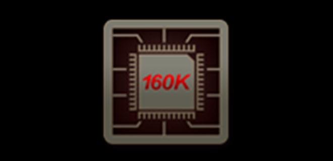 حافظه 160K